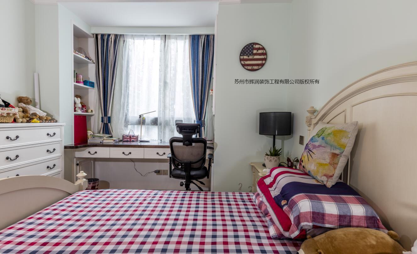 美式风格设计图库之小资情调卧室