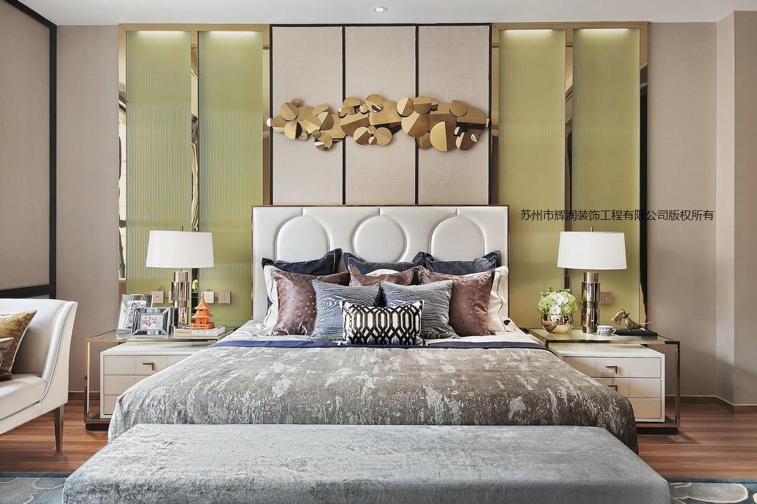 空间设计装修图库之西江斜月卧室