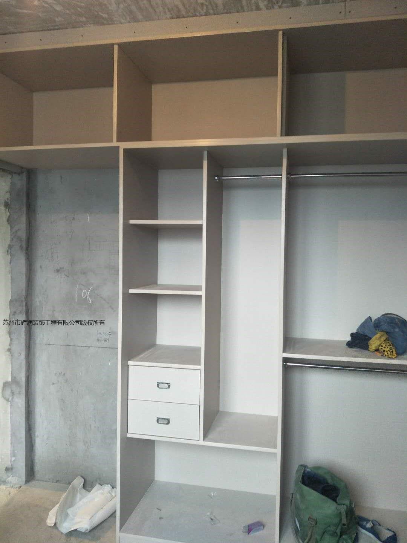 空间设计装修图库之西江斜月木工施工