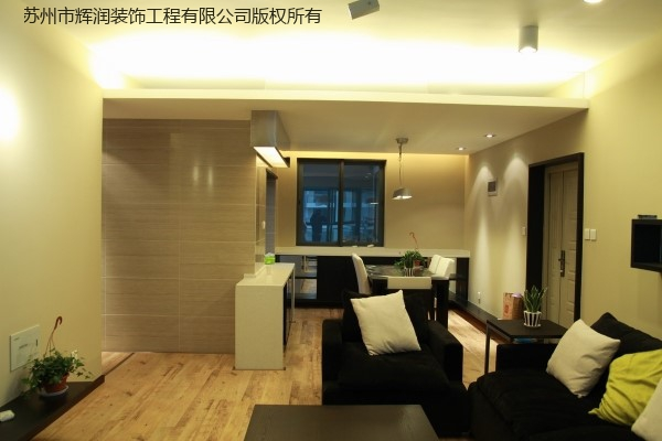 空间设计装修图库之水漾花城餐厅