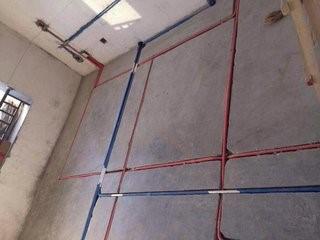 样板间装修设计案例之轻奢尹东水电
