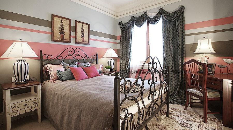别墅设计模板之低调奢华有内涵主卧