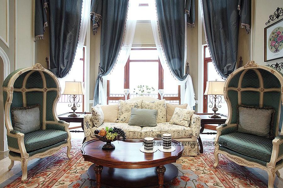 别墅设计模板之低调奢华有内涵餐厅