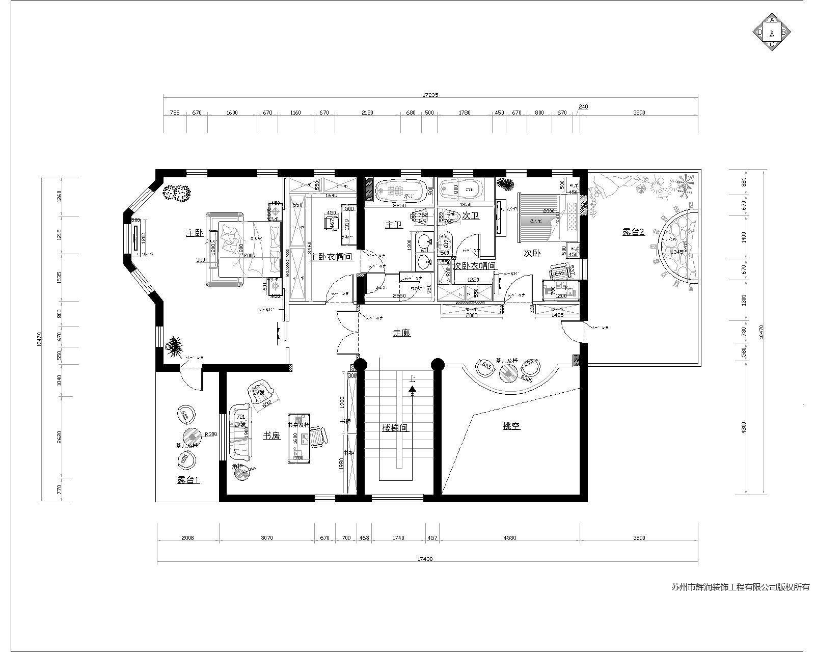 别墅案例图库之精致是一种生活态度设计图