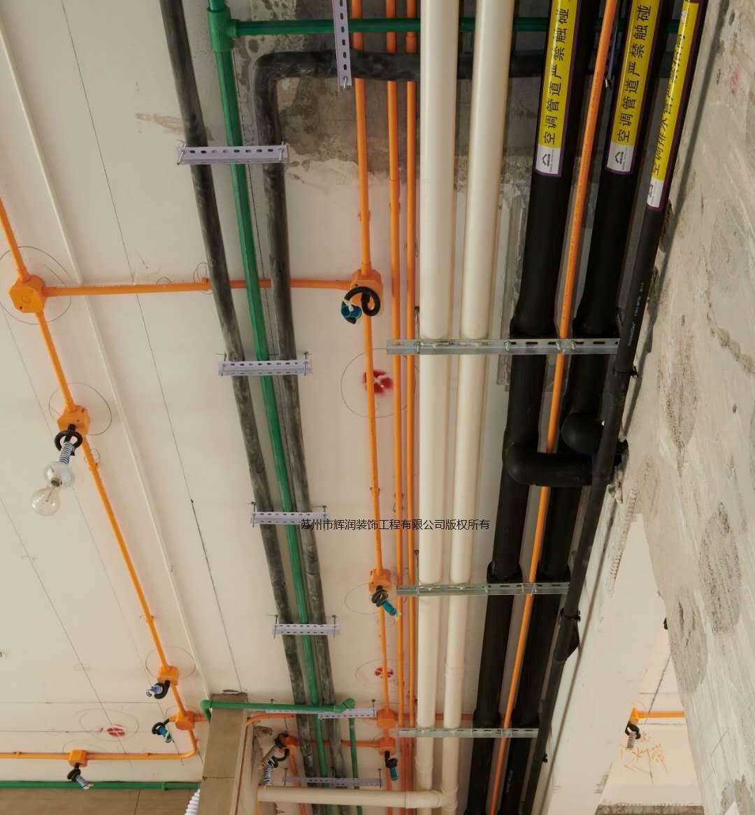 别墅案例图库之精致是一种生活态度电气施工